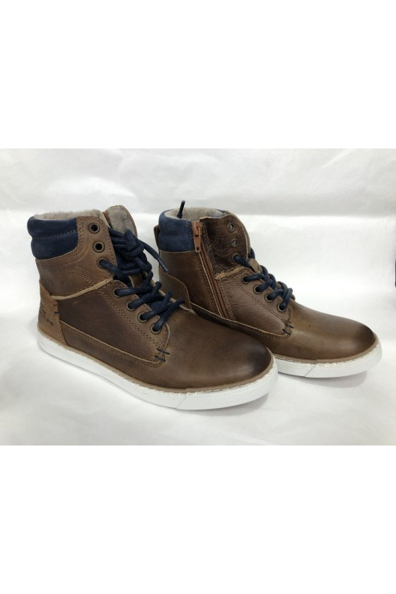 CHAUSSURES MARRON GARS - BULBOXER