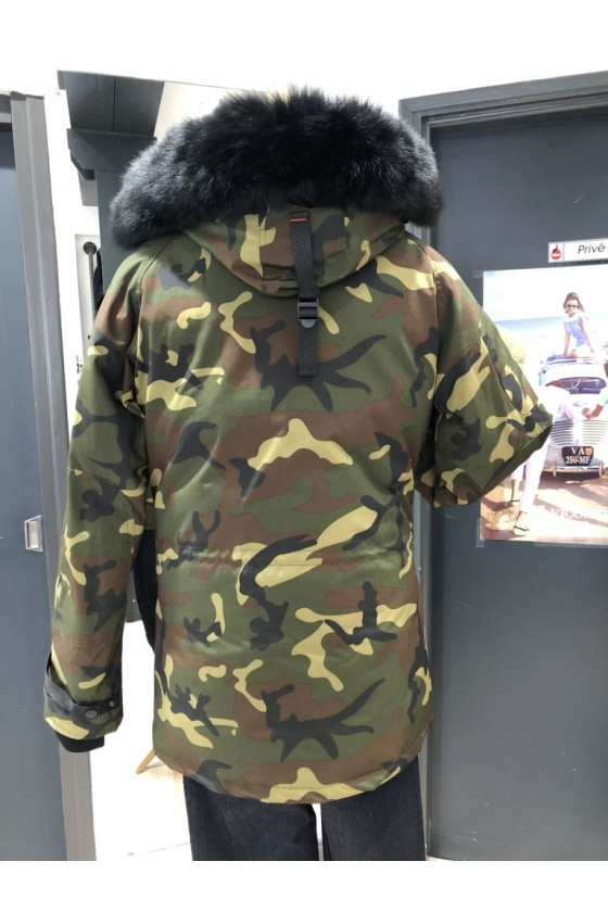 PARKA H EXPEDITION - HELVETICA