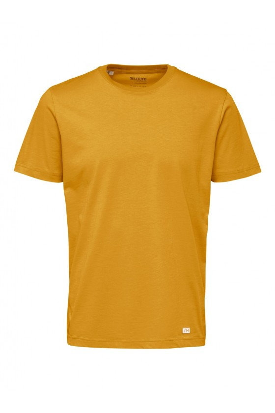 TEE SHIRT TRAVIS - SELECTED Homme Homme