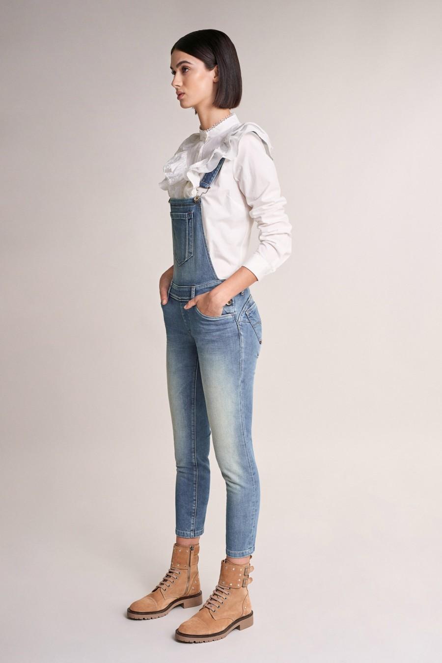 SALOPETTE 914 - SALSA Jean