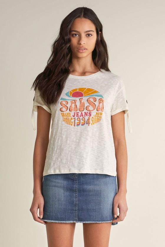TEE SHIRTF017 - SALSA Tee-shirt