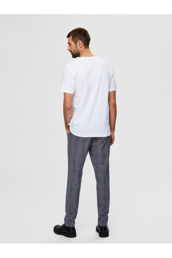 TEE SHIRT NORMAN - SELECTED Tee-shirt