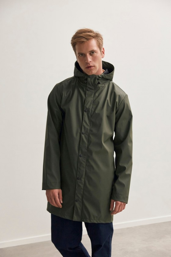 COUPE VENT MAGNE - SELECTED Manteau
