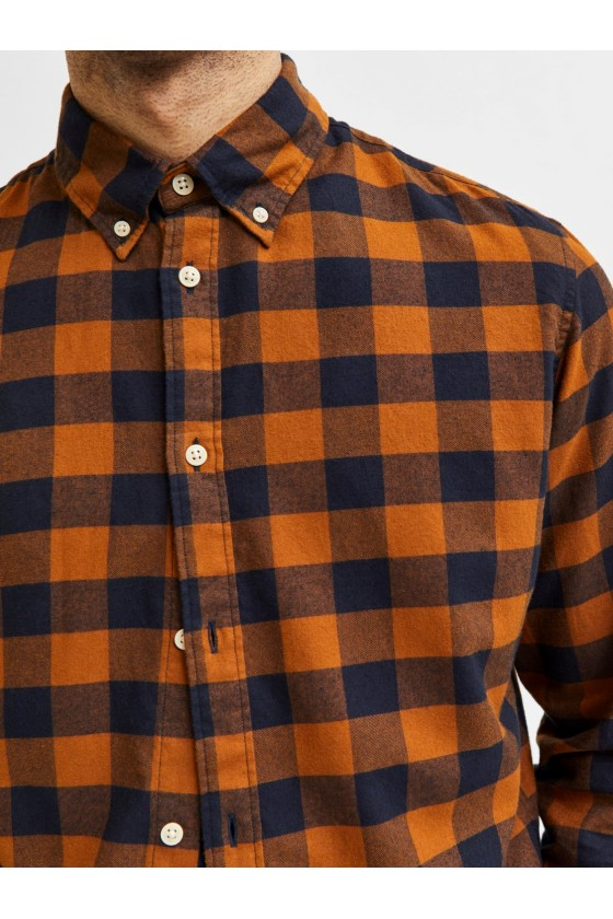 CHEMISE H FLANNEL - SELECTED