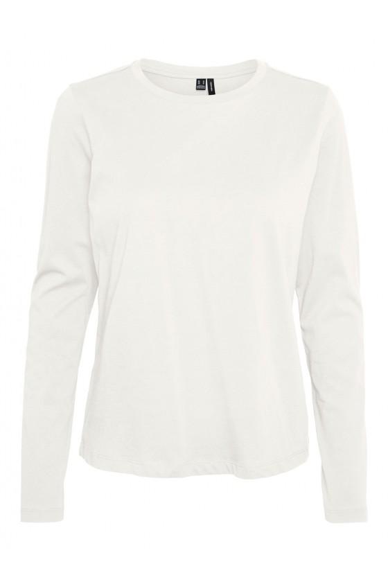 TEE-SHIRT F PAULA ML -VERO MODA Tee-shirt